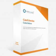 Czech Invoice