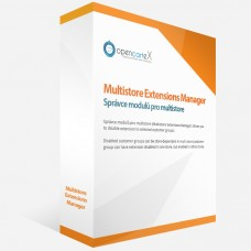Multistore Extensions Manager